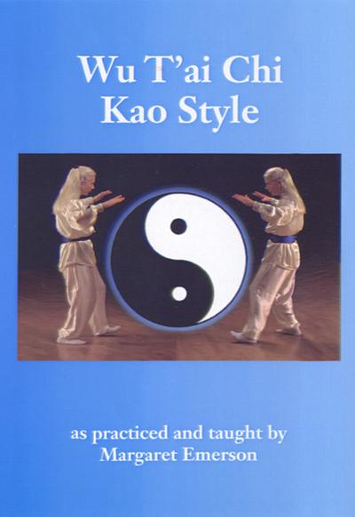 Wu Tai Chi, Kao Style DVD