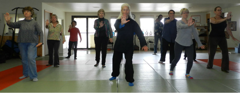 Tai Chi for Back Pain & Arthritis